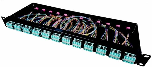 MPOカセットモジュール&パッチパネルのご紹介