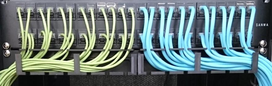 細径LANケーブル対応用製品シリーズのご提案